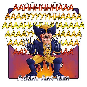 Adam-Ant-ium by ianablakeman