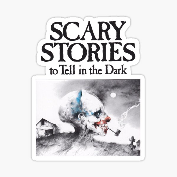 Scary Stories to Tell in the Dark Sticker