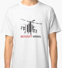 Boycott Israel (heli version) Classic T-Shirt