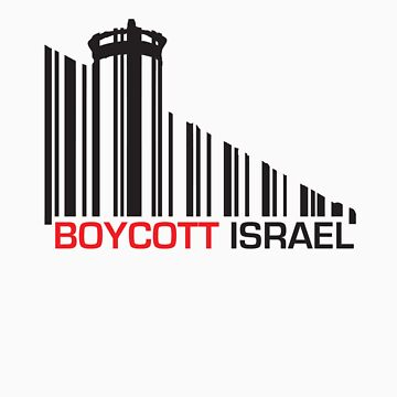 Boycott Israel (wall version) by vrangnarr