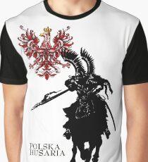The Polish Hussar Graphic T-Shirt