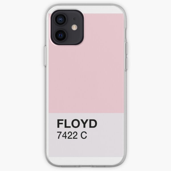 PINK Floyd Coque souple iPhone