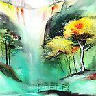 SpringFall by Anil Nene