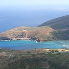 Hanauma Bay by CherilynJoy