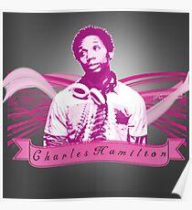 Charles Hamilton Poster
