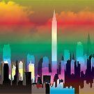 City Skyline 2 by Synastone