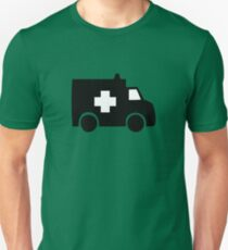 ambulance paramedic medic vehicle T-Shirt