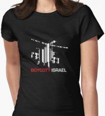 Boycott Israel NEG (heli version) T-Shirt