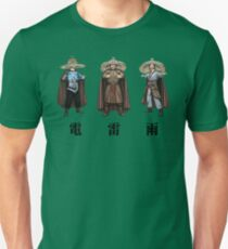 3 Storms - 電  雷  雨 - Big Trouble in Little China 1986 Unisex T-Shirt
