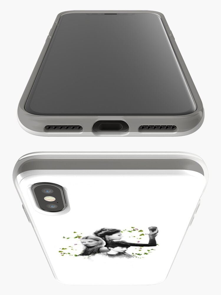 Alternate view of Swan Mills Family iPhone Case & Cover