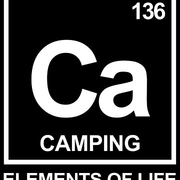 Elements of life: 136 camping by PhrasesTheThird