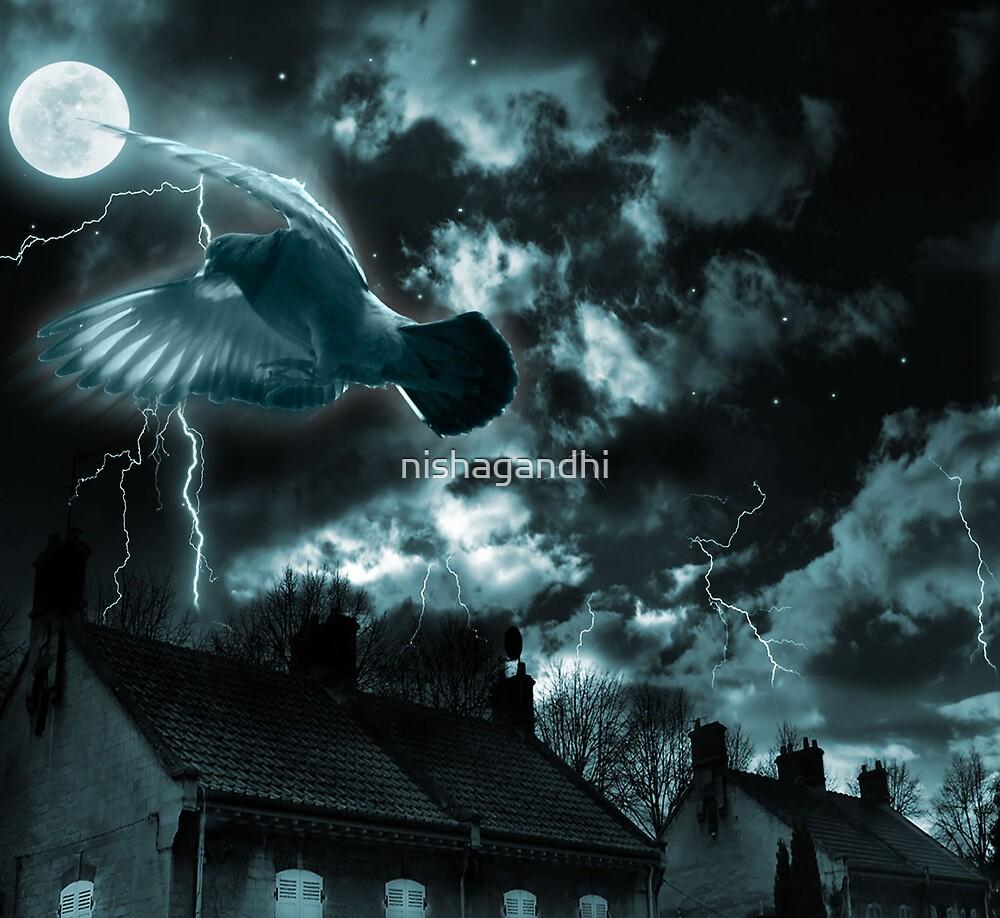 Mysterious night.... by nishagandhi