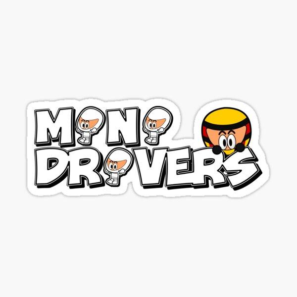 MiniDriver - Logo Sticker