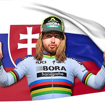 Peter Sagan - World Champion Slovakia by AKindChap