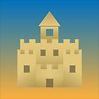 Sand Castle Sunshine by ketdr