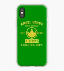 Green Team iPhone Case