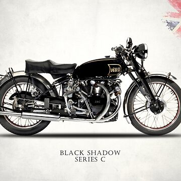 The Black Shadow by rogue-design