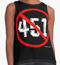 NO 451! Contrast Tank