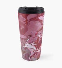 Cherry blossom/ART + Product Design Travel Mug