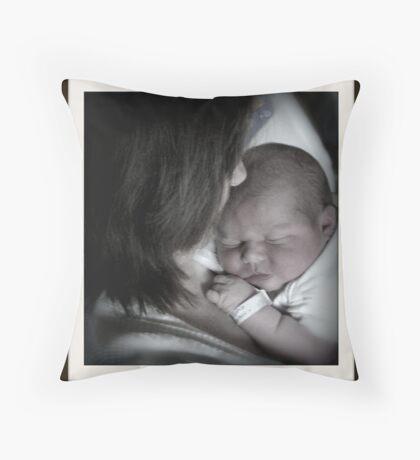 A Mother's Love.... Throw Pillow
