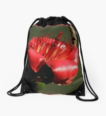The World Is A Colorful Wonder ~ Part Twenty-One Drawstring Bag