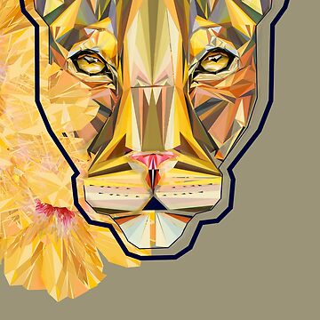 Hibiscus Leo by talisadesigns