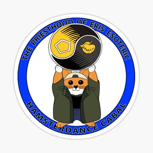 POEE - Hamsterdance Cabal Sticker