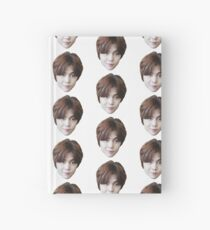Johnny NCT Head Hardcover Journal