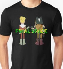 Final Space. Unisex T-Shirt