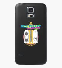 Hill Valley Hoverboards Case/Skin for Samsung Galaxy