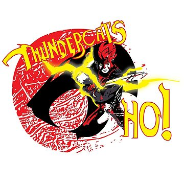 Thundercats HO! by OutwestMedia