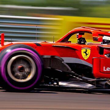 Ferrari Formula 1 by Srdjanfox
