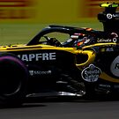 Renault Formula 1 by Srdjan Petrovic