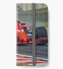 Sebastian Vettel  iPhone Wallet/Case/Skin