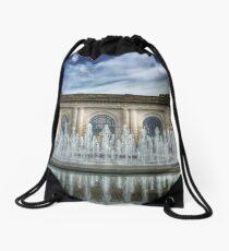 Union Station Kansas City, Missouri Drawstring Bag