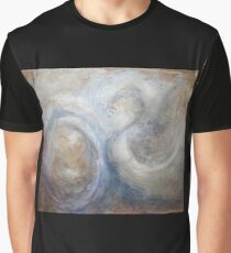 Swan into a Snake Abstract Transformation, original painting forever Graphic T-Shirt