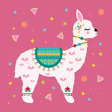 Tutti Frutti Alpaca  by CarlyWatts