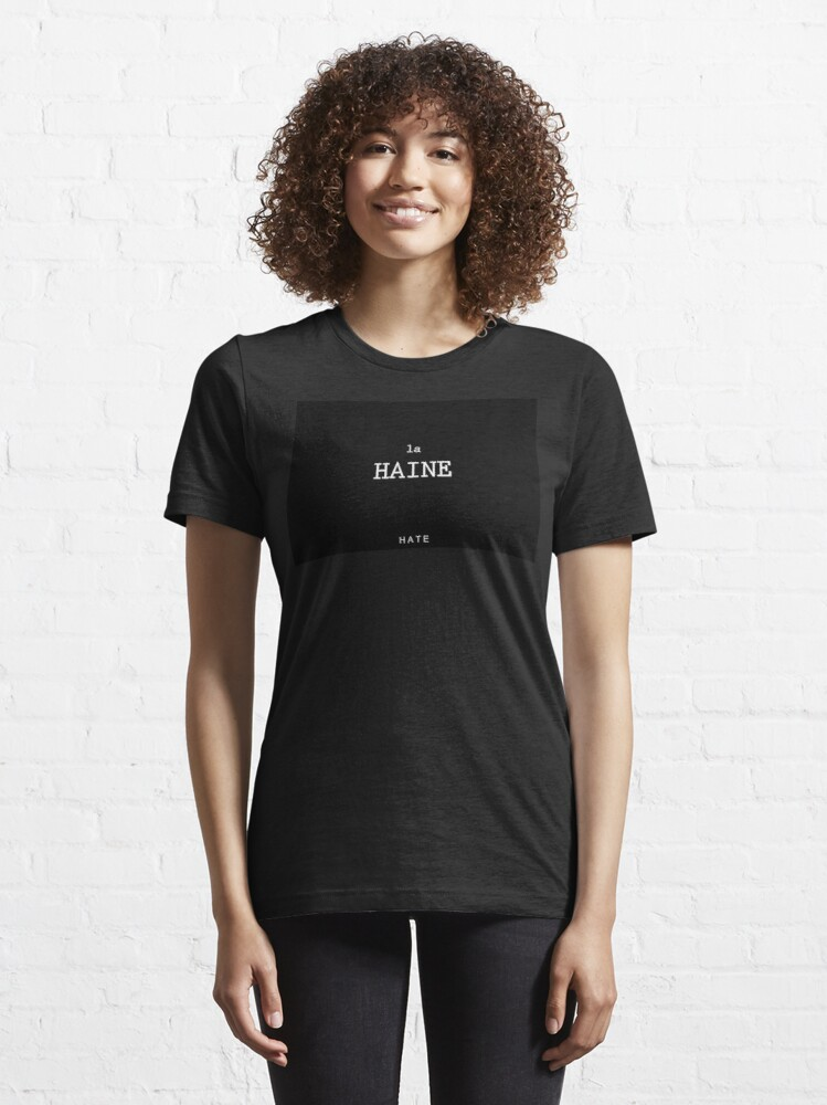 Alternate view of La Haine  Essential T-Shirt