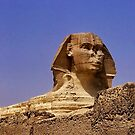 What is the riddle of the 2500 BC sphinx? by Nancy Richard