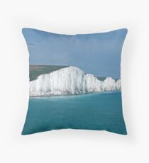 The Police Get Everywhere ! Throw Pillow