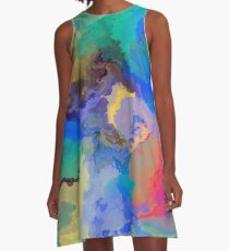 Lost in space A-Line Dress