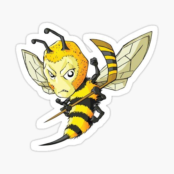 Rainy River Bees Logo Sticker