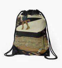 Strike A Pose Drawstring Bag