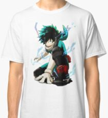 Full Cowl Deku  Classic T-Shirt