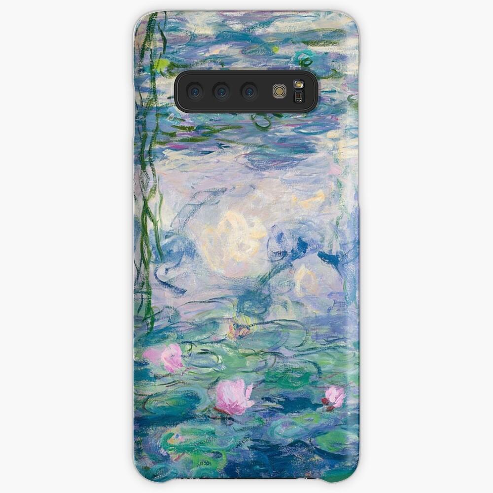 Water Lilies Claude Monet Fine Art Case & Skin for Samsung Galaxy