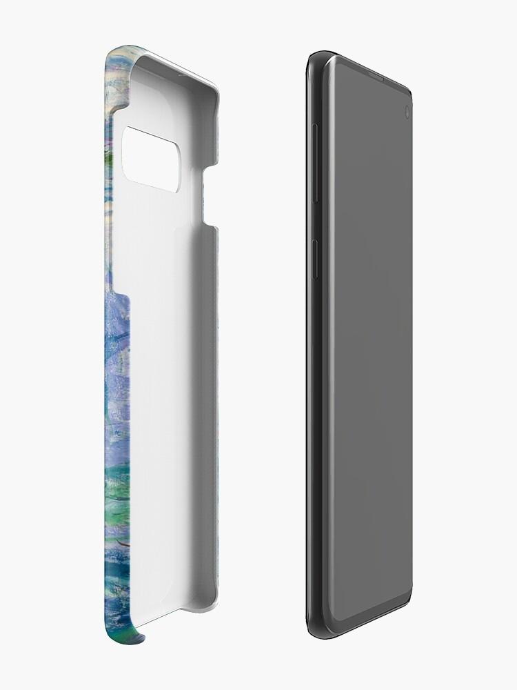Alternate view of Water Lilies Claude Monet Fine Art Case & Skin for Samsung Galaxy