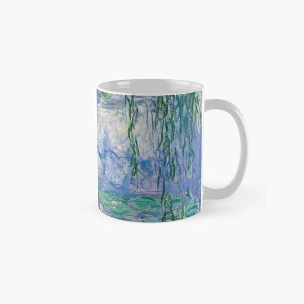 Water Lilies Claude Monet Fine Art Classic Mug