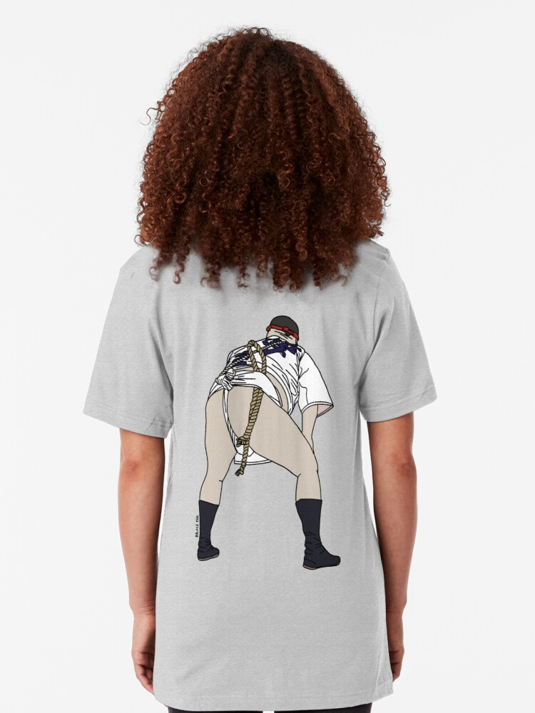 Alternate view of Taking a Breather Slim Fit T-Shirt