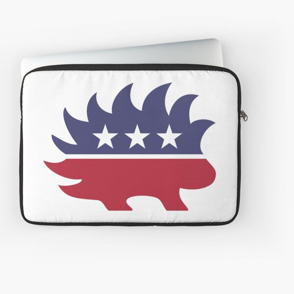 Libertarian Party Porcupine Laptop Sleeve