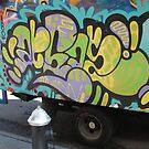 Happy Truck by cebrfa